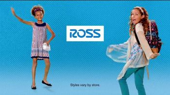 Ross TV Spot, 'Back to School: Stuff You'll Love' - 55 commercial airings