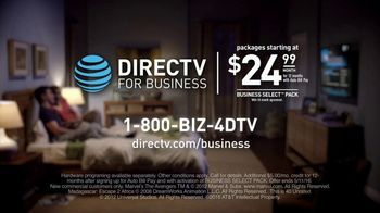 DIRECTV for BUSINESS TV Spot, 'The Ultimate Tool' - Thumbnail 8