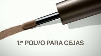 Maybelline Brow Drama Shaping Powder TV Spot, 'Cejas intensas' [Spanish] - Thumbnail 4