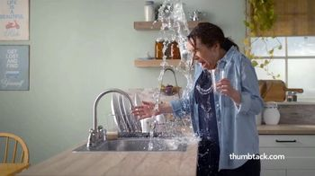 Thumbtack TV Spot, 'From Plans to Plumber'