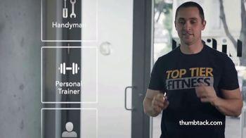 Thumbtack TV Spot, 'From Plans to Plumber' - Thumbnail 7