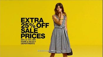 Macy's Black Friday in July TV Spot, 'Never Too Early' - Thumbnail 5
