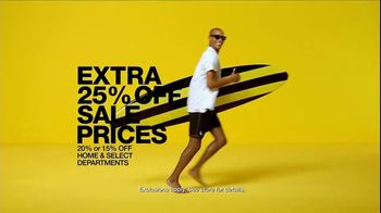 Macy's Black Friday in July TV Spot, 'Never Too Early' - Thumbnail 6