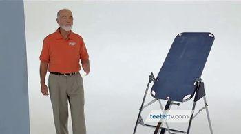 Teeter Hang Ups TV Spot, 'Recline and Relax' - Thumbnail 1