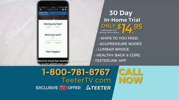 Teeter Hang Ups TV Spot, 'Recline and Relax' - Thumbnail 10