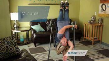 Teeter Hang Ups TV Spot, 'Recline and Relax' - Thumbnail 3