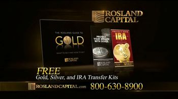 Rosland Capital TV Spot, 'Safer With Gold' Featuring William Devane - Thumbnail 9