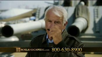 Rosland Capital TV Spot, 'Safer With Gold' Featuring William Devane - Thumbnail 8