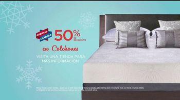 Mattress Firm Coolest Sleep Sale Ever TV Spot, 'Enfriamiento' [Spanish] - Thumbnail 6