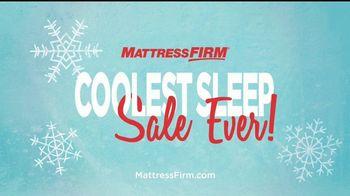 Mattress Firm Coolest Sleep Sale Ever TV Spot, 'Enfriamiento' [Spanish] - Thumbnail 1