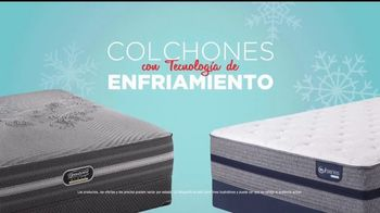 Mattress Firm Coolest Sleep Sale Ever TV Spot, 'Enfriamiento' [Spanish] - Thumbnail 2