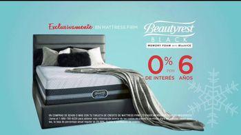 Mattress Firm Coolest Sleep Sale Ever TV Spot, 'Enfriamiento' [Spanish] - Thumbnail 5