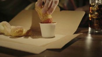 Domino's Bread Twists TV Spot, 'Clever Name' - Thumbnail 7