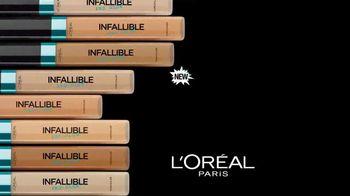 L'Oreal Paris Infallible Pro-Glow TV Spot, 'Go Pro' - Thumbnail 8