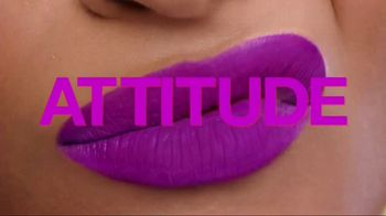 Maybelline New York SuperStay Matte Ink Liquid Lipstick TV Spot, 'Intense' - Thumbnail 6