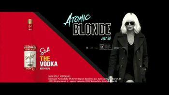 Stolichnaya TV Spot, 'The Vodka of Atomic Blonde' - Thumbnail 8