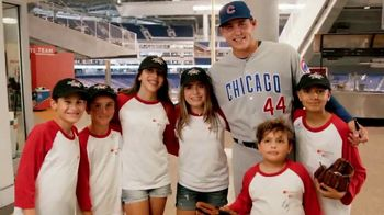 Mastercard MasterPass TV Spot, 'Stand Up 2 Cancer' Featuring Anthony Rizzo - 1 commercial airings