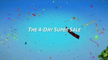 Sherwin-Williams 4-Day Super Sale TV Spot, 'July 2017' - Thumbnail 2