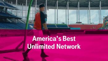T-Mobile Unlimited TV Spot, 'The Nickname' Featuring Giancarlo Stanton - Thumbnail 10