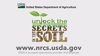 U.S. Department of Agriculture TV Spot, 'Life Depends on Soil' - Thumbnail 10
