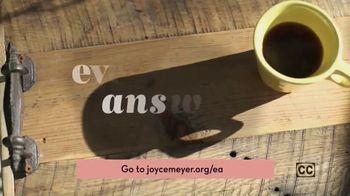 Joyce Meyer Ministries TV Spot, 'Everyday Answers' - Thumbnail 9