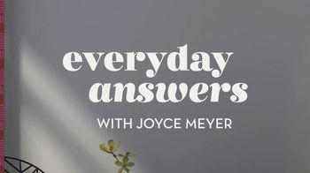 Joyce Meyer Ministries TV Spot, 'Everyday Answers' - Thumbnail 6