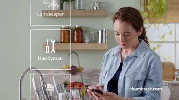 Thumbtack TV Spot, 'Plans to Plumber' - Thumbnail 8