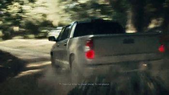 Toyota Tundra TV Spot, 'Dale Duro: Pour Your Soul' [T1] - Thumbnail 1