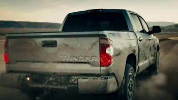 Toyota Tundra TV Spot, 'Dale Duro: Pour Your Soul' [T1] - Thumbnail 2