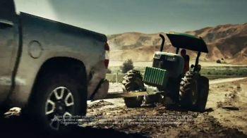 Toyota Tundra TV Spot, 'Dale Duro: Pour Your Soul' [T1] - Thumbnail 4