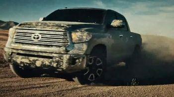 Toyota Tundra TV Spot, 'Dale Duro: Pour Your Soul' [T1] - Thumbnail 5