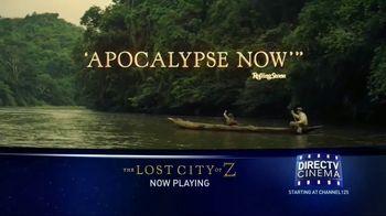 DIRECTV Cinema TV Spot, 'The Lost City of Z' - Thumbnail 2