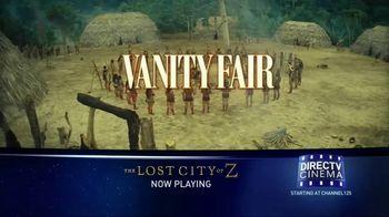 DIRECTV Cinema TV Spot, 'The Lost City of Z' - Thumbnail 4