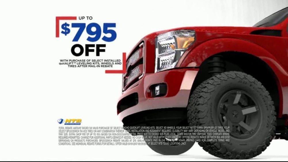 National Tire And Wheel >> National Tire Battery Tv Commercial Ride Higher Video