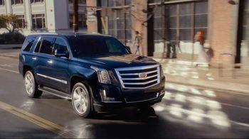 Cadillac Summer's Best Sales Event TV Spot, 'Escalade' [T2] - Thumbnail 1