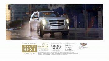 Cadillac Summer's Best Sales Event TV Spot, 'Escalade' [T2] - Thumbnail 8