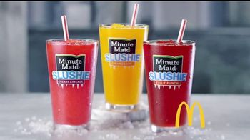 McDonald's Minute Maid Slushies TV Spot, 'Totalmente refrescante' [Spanish] - Thumbnail 3