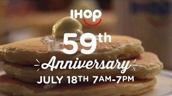 IHOP TV Spot, '59th Anniversary: Short Stacks' - 337 commercial airings