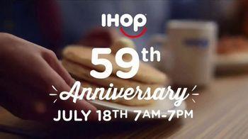 IHOP TV Spot, '59th Anniversary: Short Stacks' - Thumbnail 2