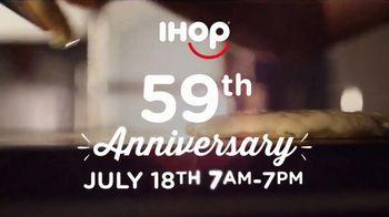 IHOP TV Spot, '59th Anniversary: Short Stacks' - Thumbnail 4