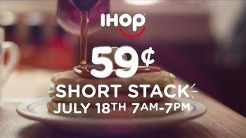 IHOP TV Spot, '59th Anniversary: Short Stacks' - Thumbnail 6