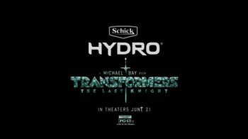 Schick Hydro TV Spot, 'Transformers: The Last Knight: Protecting Mankind' - Thumbnail 9