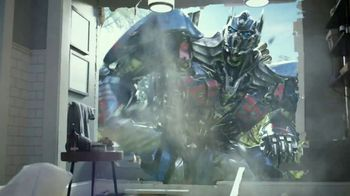 Schick Hydro TV Spot, 'Transformers: The Last Knight: Protecting Mankind'