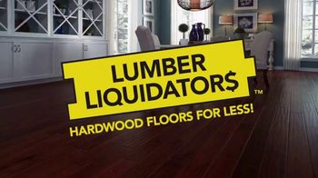 Lumber Liquidators TV Spot, 'Every Room in Your Home' - Thumbnail 3