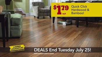 Lumber Liquidators TV Spot, 'Every Room in Your Home' - Thumbnail 4