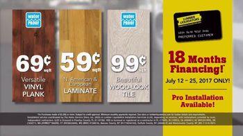 Lumber Liquidators TV Spot, 'Every Room in Your Home' - Thumbnail 8