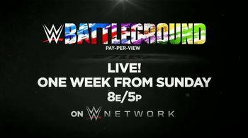 WWE Network TV Spot, '2017 Battleground' - Thumbnail 10