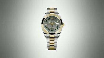 Rolex Oyster Perpetual Datejust 41 TV Spot, 'Rolex and Wimbledon' - Thumbnail 9
