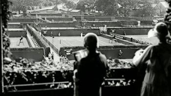 Rolex Oyster Perpetual Datejust 41 TV Spot, 'Rolex and Wimbledon' - Thumbnail 2