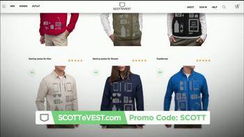 SCOTTeVEST TV Spot, 'Tons of Pockets' - Thumbnail 9